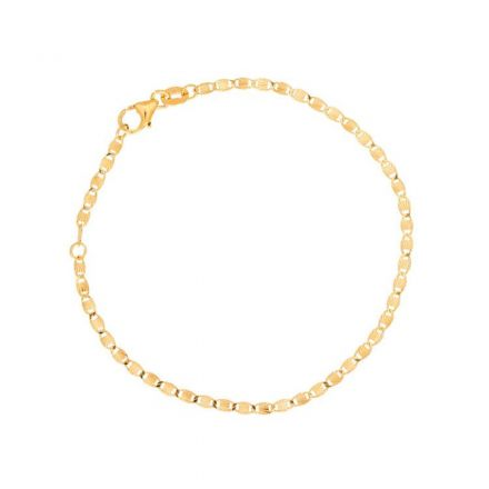 Pico Gilly Bracelet Goldplated Sterling Silver