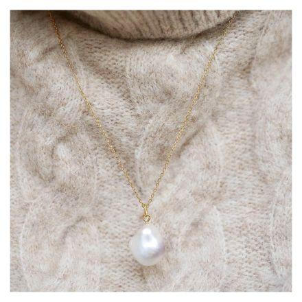 Enamel Baroque Pearl 60cm