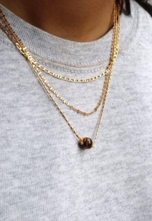 Pico Celeste Necklace Teddy